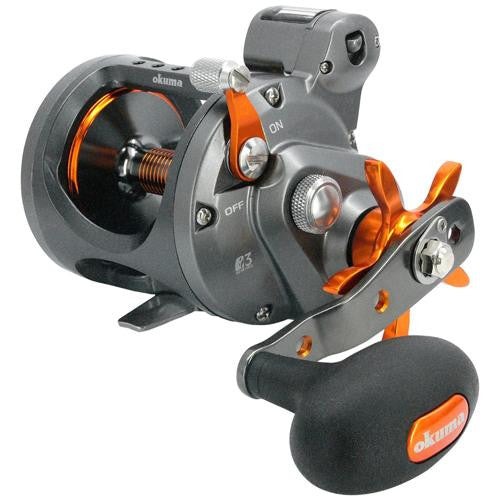 Okuma Cold Water Line Counter Reel 2+1 BB - Sz200 5.1:1 Right Hand