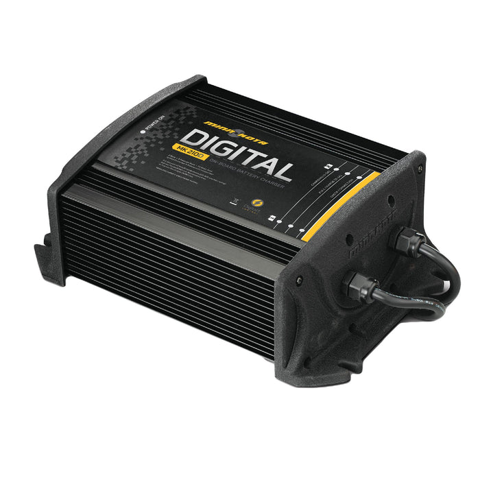 Digital On-Board Charger - MK 210D (2 bank x 5 amps)