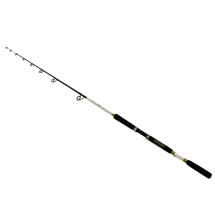 Cat Daddy Spinning Rod - 7' Length, 1 Piece Rod, Medium-Heavy Power, Fast Action