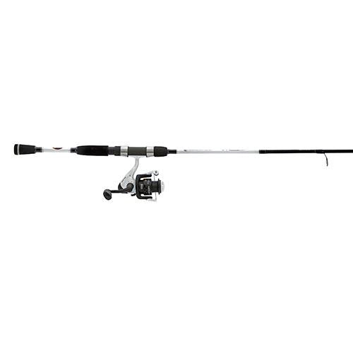 "Lew's American Hero We Go 2 Speed Spinning Combo - 5'6"", Medium Power, Two Piece IM6 Graphite Blanks Rod"