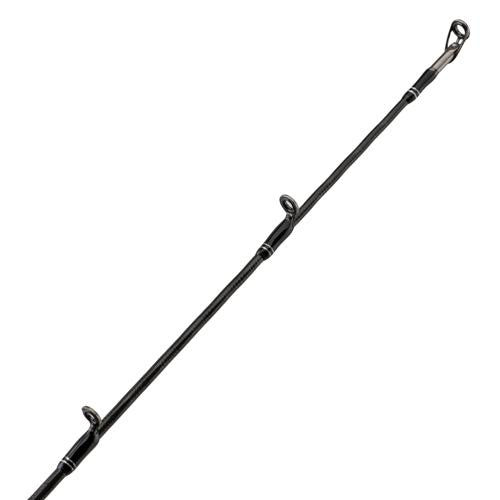 "Abu Garcia Villain 2.0 Casting Rod - 7'3"", 1 Piece Rod, 12-20 lb Line Rate, 1-4-1 oz Lure Rate, Medium-Heavy Power"