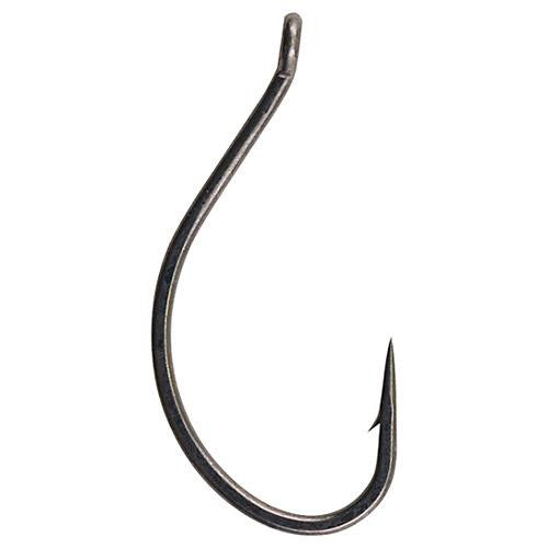 Berkley Fusion19 Hooks Drop Shot - Size 4, Smoke Satin, Per 8