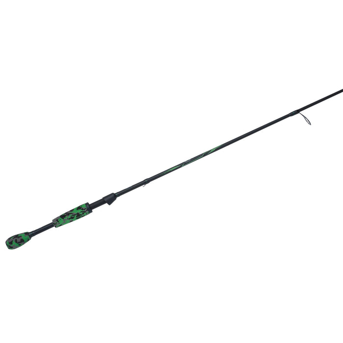 "AMP Spinning Rod - 5'6"" Length, 2 Piece Rod, 4-8 lb Line Rate, 1-16-3-8 oz Lure Rate, Light Power"