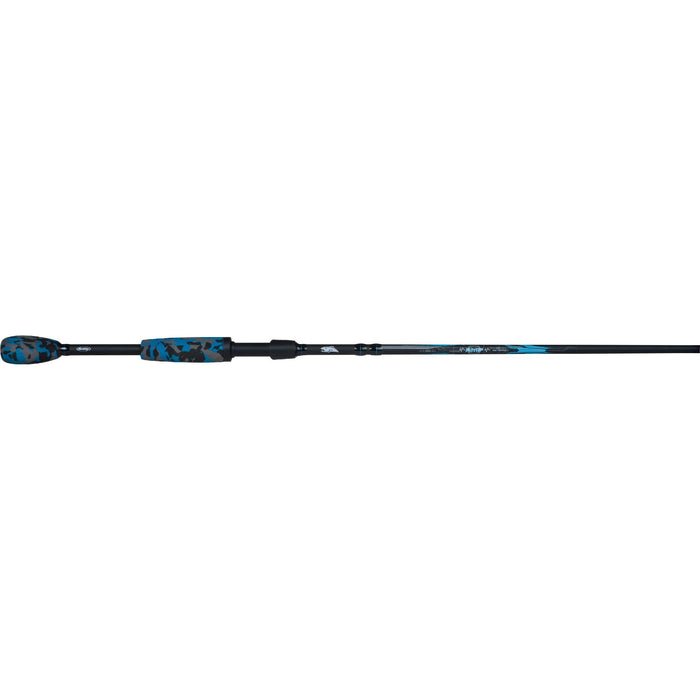 "AMP Spinning Rod - 6'6"" Length 1pc Rod, 6-12 lb Line Rate, 1-8-1-2 oz Lure Rate, Medium-Light Power"