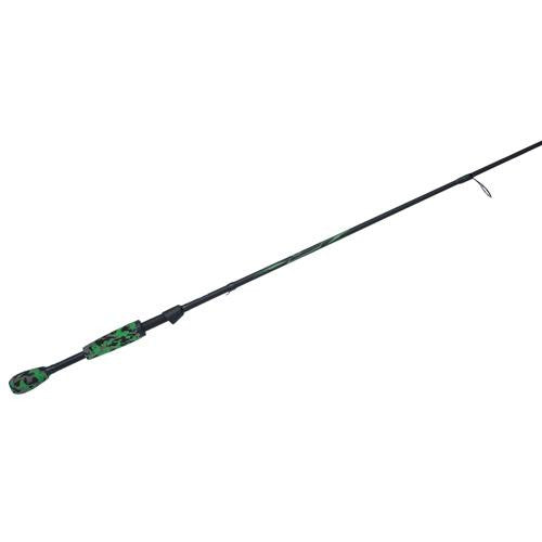Berkley AMP Spinning Rod - 7' Length, 1 Piece Rod, 8-14 lb Line Rate, 1-4-5-8 oz Lure Rate, Medium Power