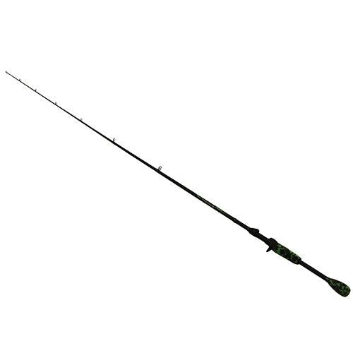 Berkley AMP Casting Rod - 7' Length, 1 Piece Rod, 8-17 lb Line Rate, 1-4-5-8 oz Lure Rate, Medium Power