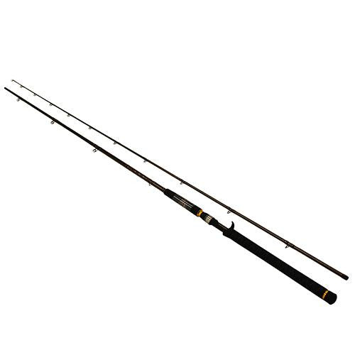 "Berkley Buzz Ramsey Air Series Trolling Rod - 10'6"" Length, 2pc Rod, 20-65 lb Line Rate, 3-12 oz Lure Rate, Extra Heavy Power"