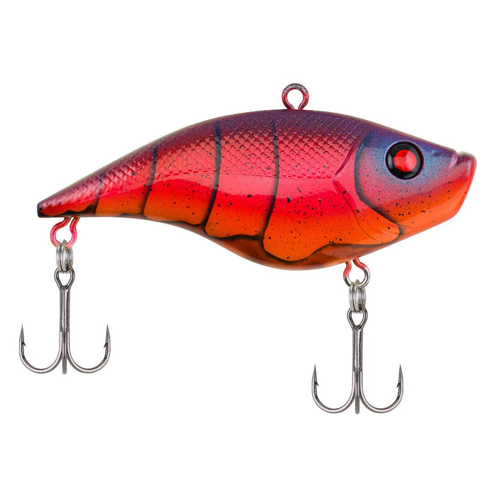 "Warpig Hard Bait - 3"" Length, 2 Hooks, Special Red Craw, Per 1"