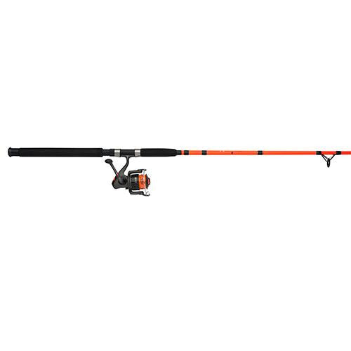 AvoSpecies Combo - 61000, 4.9:1 Gear Ratio 18 lb Max Drag, 8' 2pc Rod 6-14lb Line Rate Ambidextrous