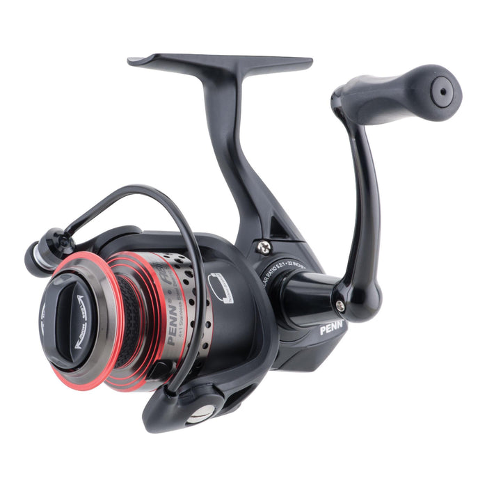Fierce II Spinning Reel - 4000, 6.2:1 Gear Ratio, 5 Bearings, 13 lb Max Drag, Ambidextrous, Boxed