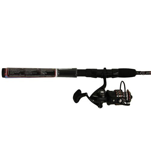 "Penn Fierce II Spinning Combo - 2000, 6.2:1 Gear Ratio, 6'6"" 1 Piece Rod, 4-10 lb Line Rate, Ambidextrous"