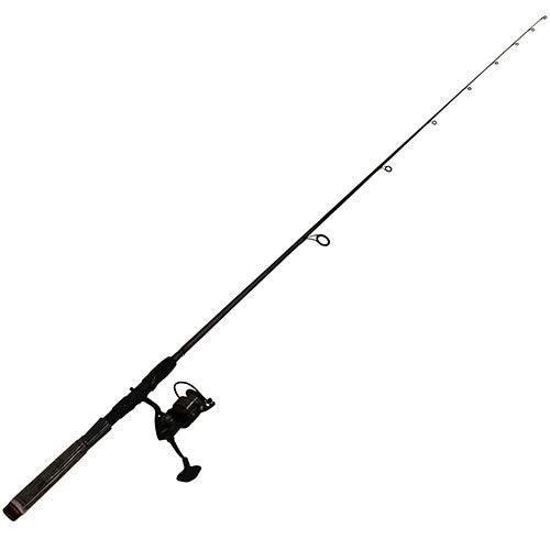 Penn Fierce II Spinning Combo - 2500, 6.2:1 Gear Ratio, 7' 1pc Rod, 6-12 lb Line Rate, Medium-Light Power, Ambid