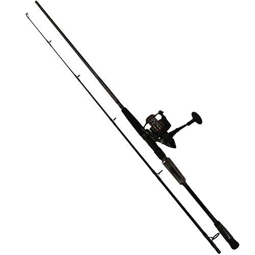 Penn Fierce II Spinning Combo - 5000, 5.6:1 Gear Ratio, 8' 1pc Rod 12-25lb Line Rate, Medium Power, Ambidextrous