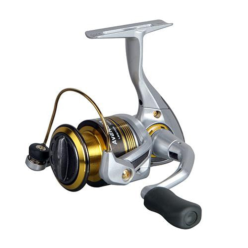 "Okuma Avenger B Series Reel - 4.8:1 Gear Ratio, 6BB + 1RB Bearings, 22 lb Max Drag, 36"" Line Retrieve"