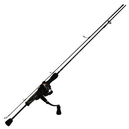 Okuma Ceymar Spinning Combo - 5' Length. 2 Piece Rod, Medium Power, Ultra Light Action, Ambidextrous