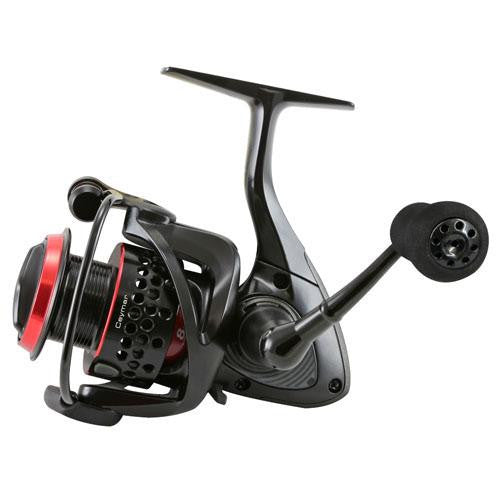 "Okuma Ceymar Spinning Reel - 4.5:1 Gear Ratio, 6BB + 1RB Bearings, 13 lb Max Drag, 30"" Line Retrieve"