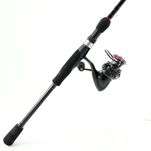 Okuma Ceymar Spinning Combo - 7' Length, 2 Piece Rod, Medium Fast Power, Medium Action
