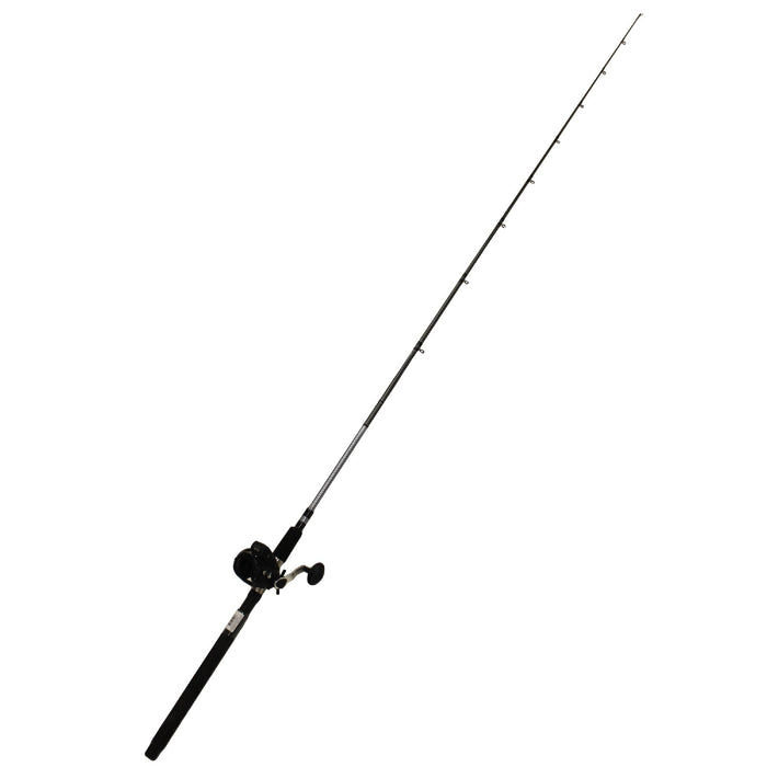 "Great Lakes Trolling Combo - 7'10"" Length, 1 Piece Rod, Medium Action, 2BB Bearings"