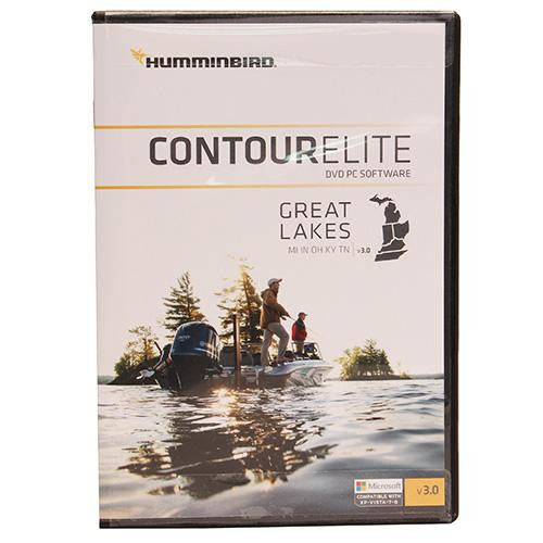 Humminbird Contour Elite - Great Lakes