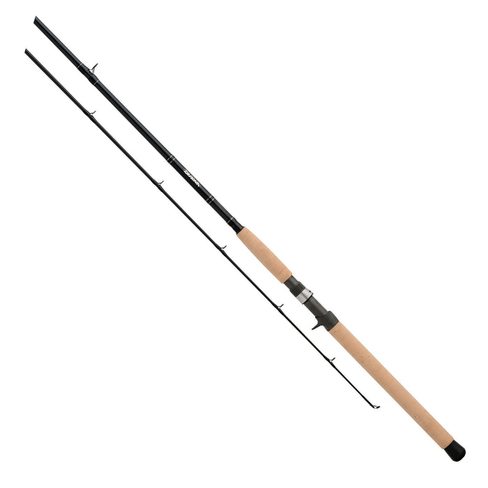 "DXS Salmon and Steelhead Casting Rod - 10'6"" Length, 2 Piece Rod, Medium-Light Power, Fast Action"