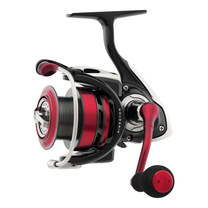 Fuego Spinning Reel - 3000, 5.6:1 Gear Ratio, 1CRBB, 7BB, 1RB Bearings, 13.2 lb Max Drag, Ambidextrous
