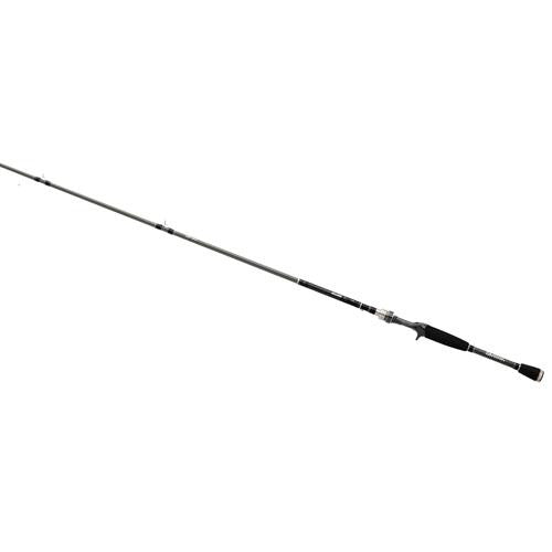 "Daiwa Zillion Bass Cranking Rod - 7'2"" Length, 1 Piece Rod, Medium Power, Regular-Moderate Action"