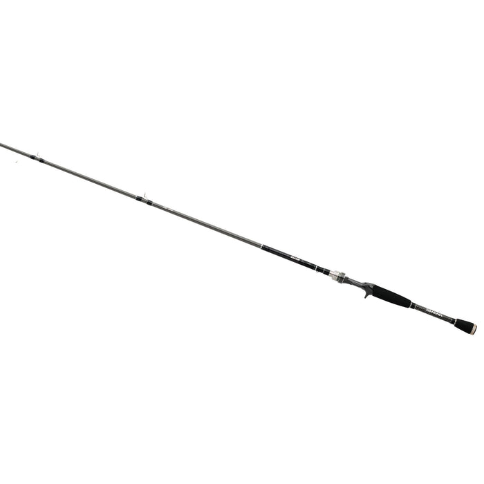 Zillion Bass Cranking Rod - 8' Length, 1 Piece Rod, Mwedium-Heavy Power, Regular-Moderate Action