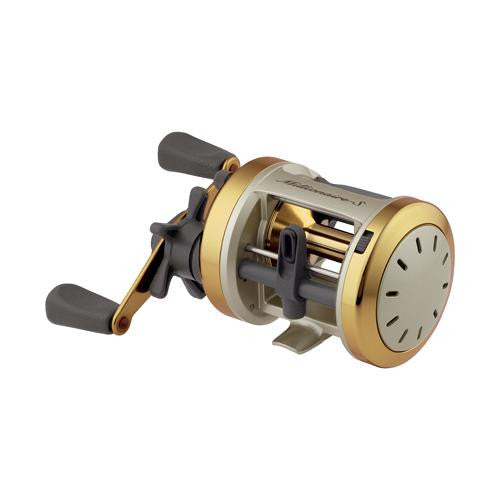 Daiwa Millionaire-S Baitcasting Reel - 250, 5.1:1 Gear Ratio, 2BB, 1RB Bearings, 11 lb Max Drag, Right Hand