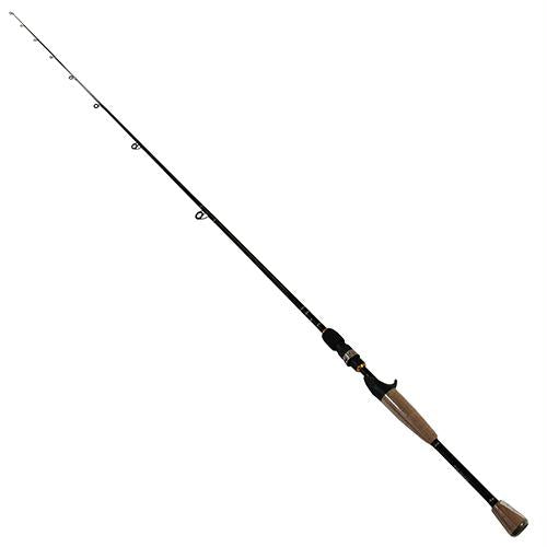 "TriForce Casting Rod - 6'6"" Length, 1pc, 10-12 lb Line Weight, 1-4-1 oz Lure Rate, Medium-Heavy Power"