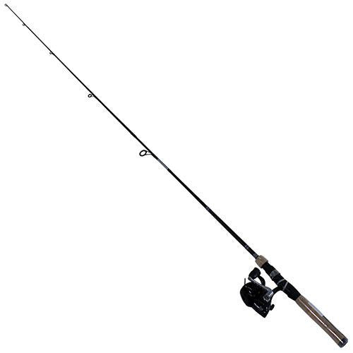 Daiwa D-Turbo Underspin PMC Combo - 1 Bearing, 5' Length, 2 Piece Rod, Ultra Light Power
