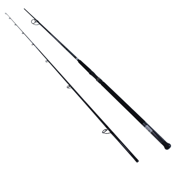 Emcast Surf Spinning Rod - 11' Length, 2 Piece Rod, 12-25 lb Line Rating, Medium Power