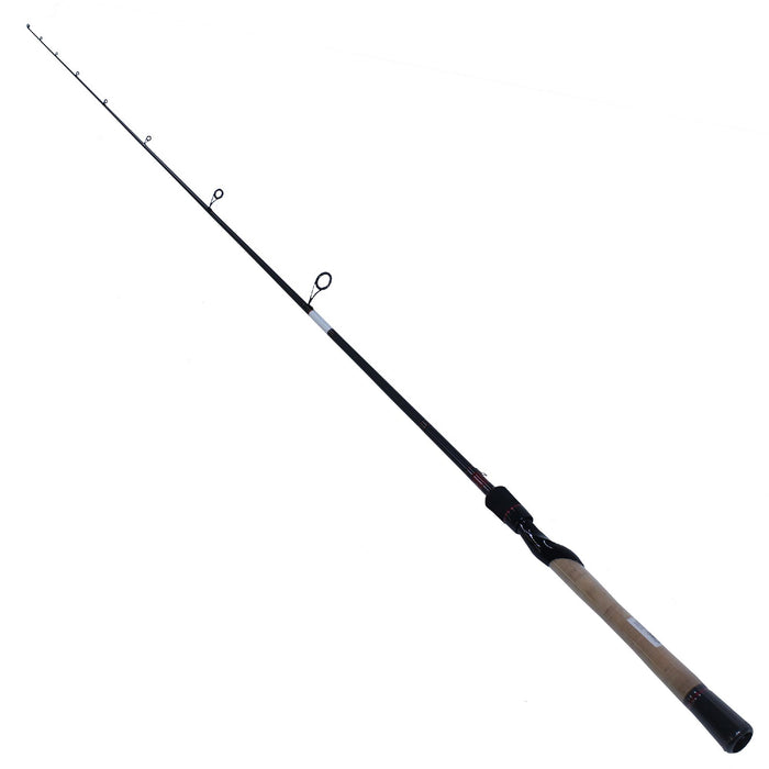 "Fuego Spinning Rod - 7'2"" Length, 1pc Rod, 8-17 lb Line Rate, 1-4-1 oz Lure Rate, Medium-Heavy Power"