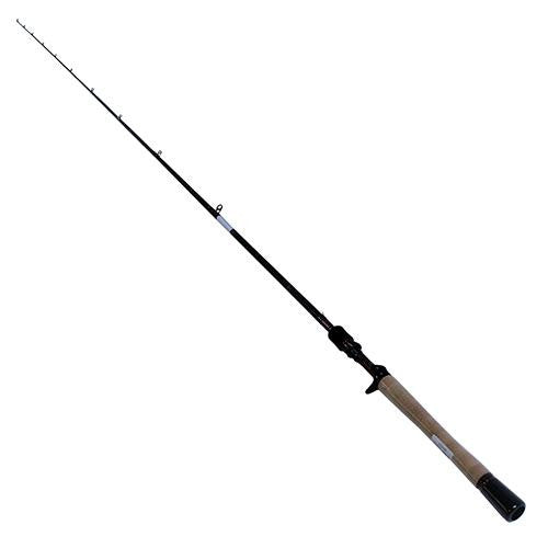 "Daiwa Fuego Casting Rod - 7'3"" Length, 1pc Rod, 12-25 lb Line Rate, 3-8-1.5 oz Lure Rate, Heavy Power"