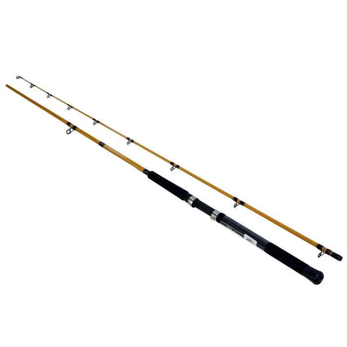 "FT Trolling Rod - 8'6"" Length, 2 Piece Rod, 10-20 lb Line Rating, Medium-Light Power"