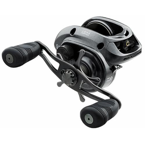 Lexa Line LC300 Counter Reel - 5.5:1 Gear Ratio, 7 Bearings, 22 lb Max Drag, Right Hand