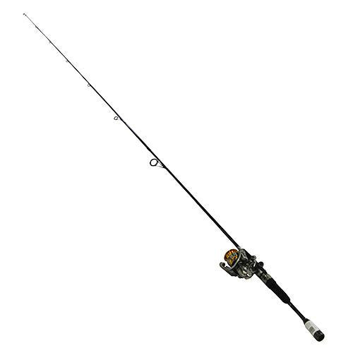 Daiwa Revros Freshwater Spinning Combo - 5 Bearings, 6' Length, 2 Piece Rod, Medium Power