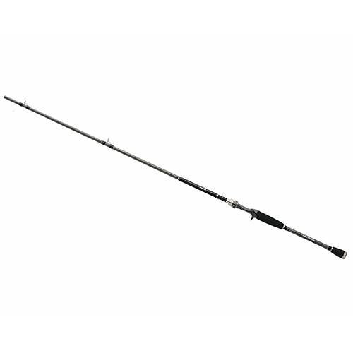 "Zillion Casting Worm-Jig Rod - 7'4"" Length, 1 Piece Rod, 12-25 lb Line Rate 3-8-1 1-2 oz Lure Rate, Heavy Power"