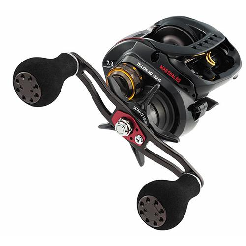 "Zillion Hyper Speed Baitcast Reel - 7.3:1 Gear Ratio, 10 Bearings, 32.20"" Retrieve Rate, 15.40 lb Max Drag"