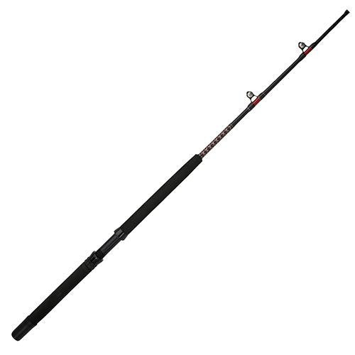 Shakespeare Bigwater Stand Up Casting Rod - 5'6' Length, 1pc Rod, 50-130 lb Line Rate, 3-12 oz Lure Rate, Extra Heavy Power