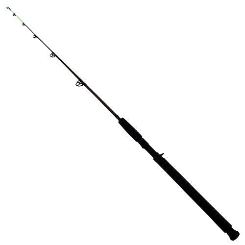"Berkley Mudcat Casting Rod - 6'6"" Length, 1 Piece Rod, 10-20 lb Line Rate, 1-2-3 oz Lure Rate, Medium Power"