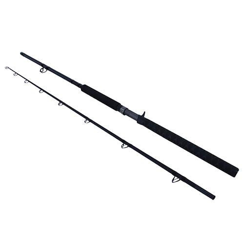 "Berkley ECAT Casting Rod - 7'6"" Length, 2pc Rod, 12-30 lb Line Rate, 1-4 oz Lure Rate, Medium-Heavy Power"