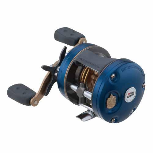 "Ambassadeur 5600C4 Casting Reel, 6.3:1 Gear Raio, 30"" Retrieve Rate, Right Hand"