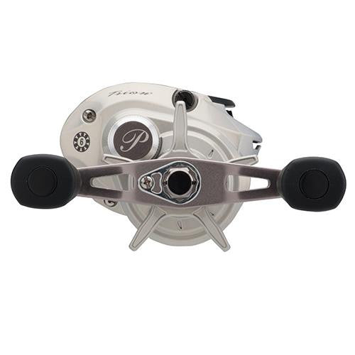 "Pflueger Trion Low Profile Baitcast Reel - 7.3:1 Gear Ratio, 6 Bearings, 31"" Retrieve Rate, Right Hand, Clam Package"
