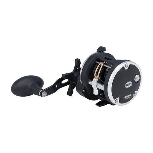 "Penn Rival Level Wind Conventional Reel - 15, 5.1:1 Gear Ratio, 2 Bearings, 29"" Retrieve Rate, Right Hand, Clam Package"