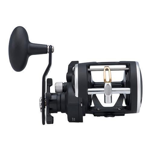"Penn Rival Level Wind Conventional Reel - 20, 5.1:1 Gear Ratio, 2 Bearings, 29"" Retrieve Rate, Right Hand, Boxed"
