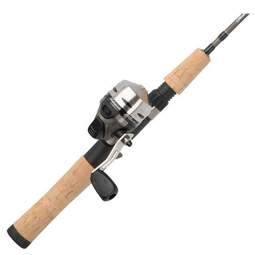 "Shakespeare Micro Series Casting Combo, 4'6"" 1pc Rod, 2-6 lb Line Rating, Ultra Light Power"