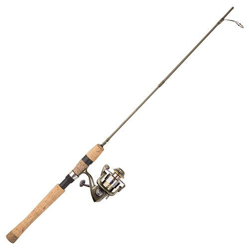 Shakespeare Wild Series Pack Combo - 5 Bearings, 6' Length, 4 Piece Rod, 6-12 lb Line Rate, Medium-Light Power