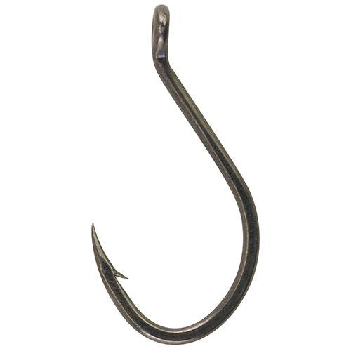 Berkley Fusion19 Octopus Hooks - Size 10 Hook, Smoke Satin, Per 10