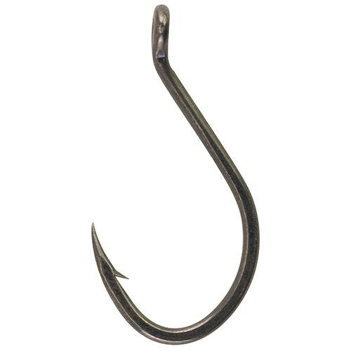 Berkley Fusion19 Octopus Hooks - Size 1 Hook, Smoke Satin, Per 8