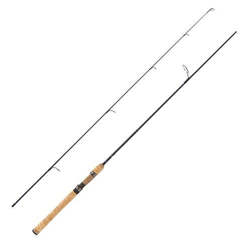 Eagle Claw Diamond Series IM-6 Graphite Spinning Rod - 6'6 Length, 2 Piece, Light Power